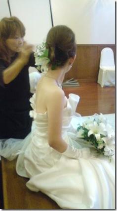 花嫁さん♪