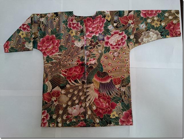 孫のダボシャツ2