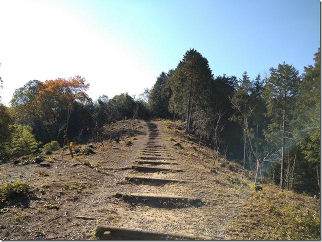 滝の宮公園第2展望台入り口